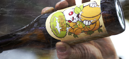 image sourced from Dogfish Head's website