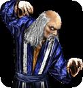 Shang Tsung MK1 Versus