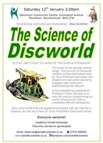 Discworld Poster