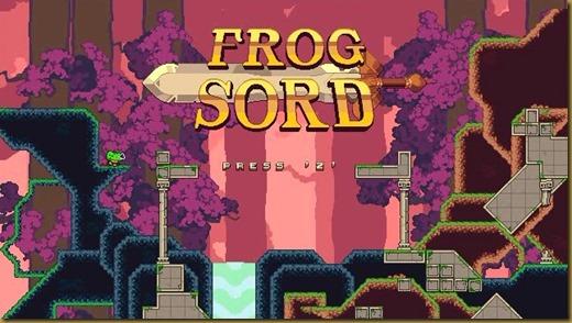Frog Sordタイトル