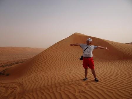 11. Pe dune in Oman.JPG