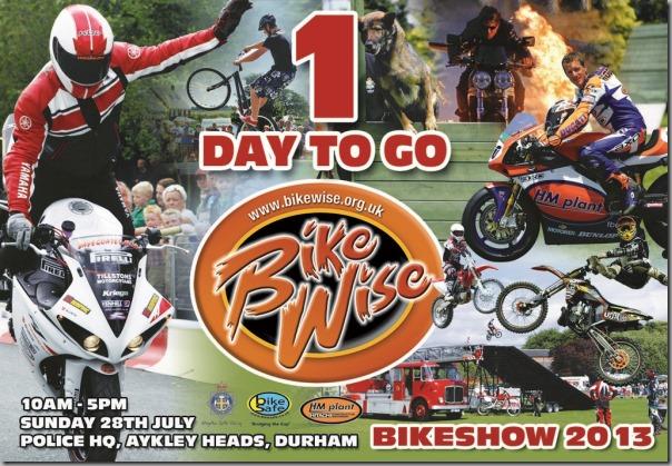 Bikewise Countdown 1