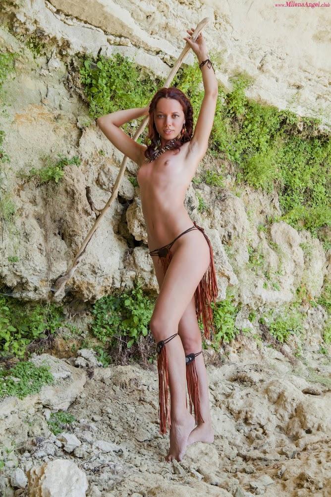 [MilenaAngel.Club] Korica - Virgin Cave jav av image download