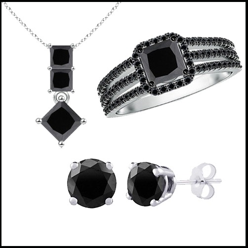 Balck Diamond Jewelry
