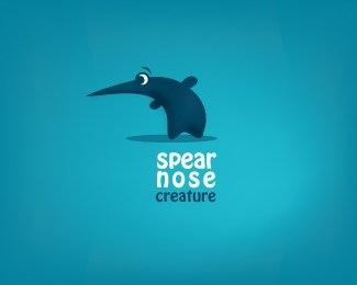 spear-nose-creature