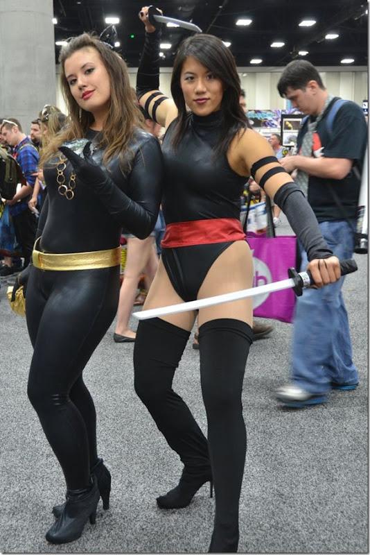 Belas garotas de cosplay na Comic Con 2011 (9)