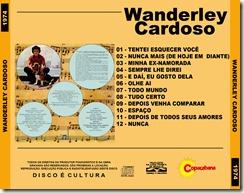 Wanderley Cardoso - 1974 - Trazeira