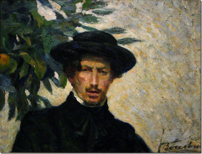 Umberto_Boccioni_Self-portrait_oil_on_canvas_1905_Metropolitan_Museum_of_Art