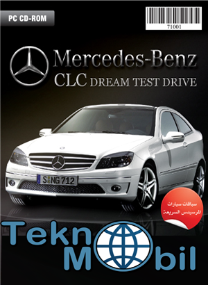 Mercedes CLC Dream Test Drive Full