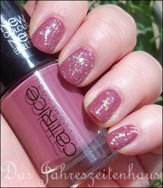 Catrice Welcome to Roosywood mit China Glaze Luxe and Lush 5
