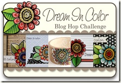 Dream In Color Blog Hop Challenge