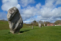The Avebury ring is the oldest stone ring that is known to be in existence anywhere in the world. 2500BC