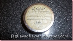 Benefit Dr Feelgood (1)