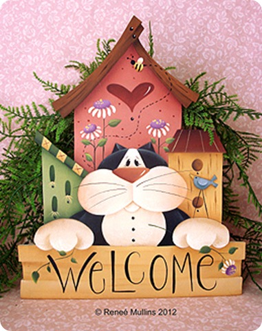 136KittyBirdhouseWelcome