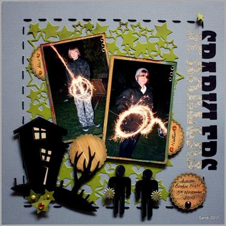 2 Sparklers