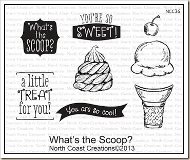 What's The Scoop, North Coast Creations