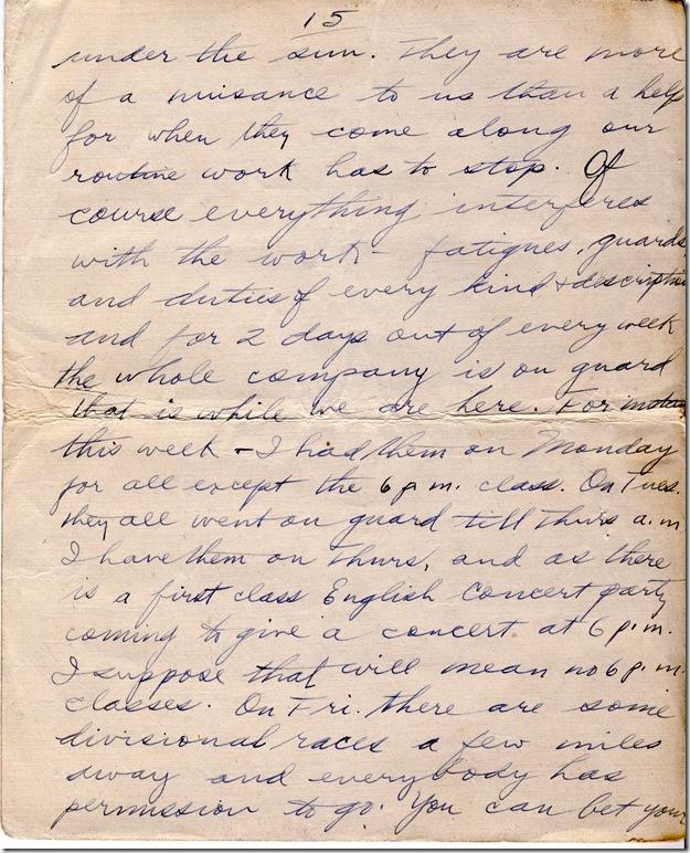 1 June 1919 15
