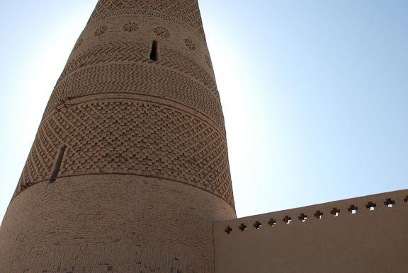 Turfan - Minaret Emin détail