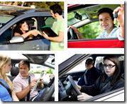 [Driving exam]