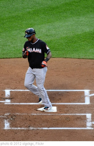 'Jose Reyes Scoring After Home Run' photo (c) 2012, slgckgc - license: http://creativecommons.org/licenses/by/2.0/
