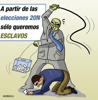CEOE esclavos