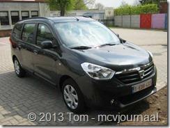 Dacia Lodgy in Belgie 04