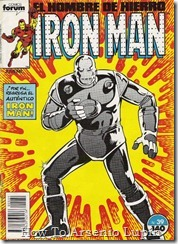 P00084 - El Invencible Iron Man #191