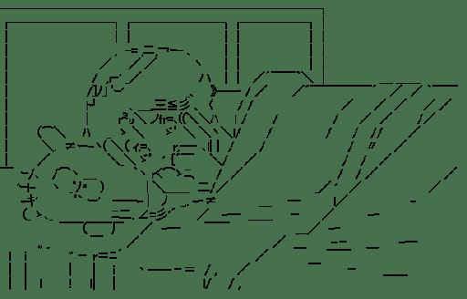エルピー・プル 布団 (機動戦士ガンダムΖΖ)
