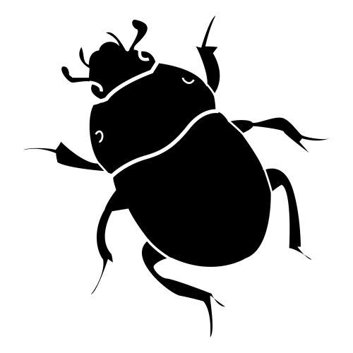 Escarabajos dibujos - Imagui