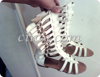 gladiator shoes 1