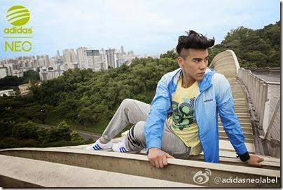 adidas Neo Label X Eddie Peng 2014 Spring Summer 06