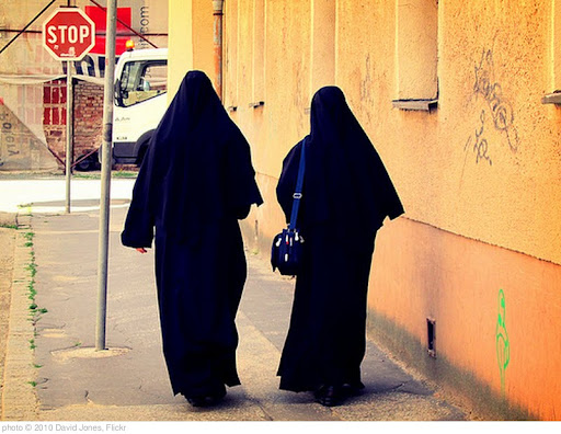 'Nuns' photo (c) 2010, David Jones - license: http://creativecommons.org/licenses/by/2.0/