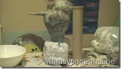 paper mache armature