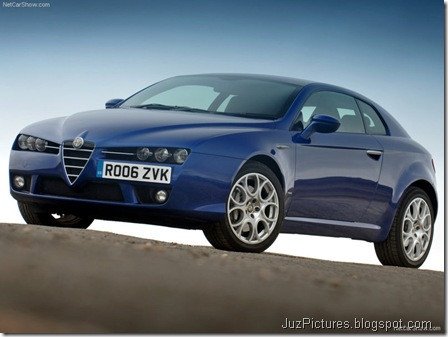 Alfa Romeo Brera UK Version1