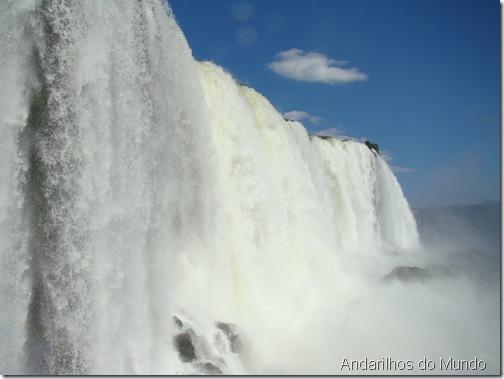 Cataratas Brasil Garganta do Diabo