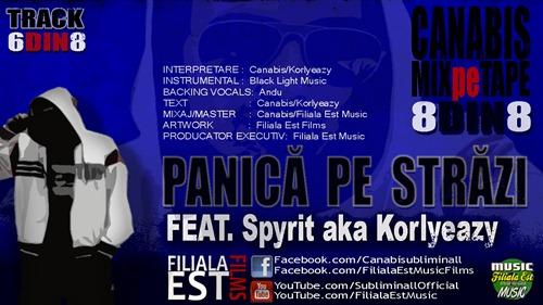 MIXpeTAPE - Panica pe strazi feat. Spyrit Korlyeazy