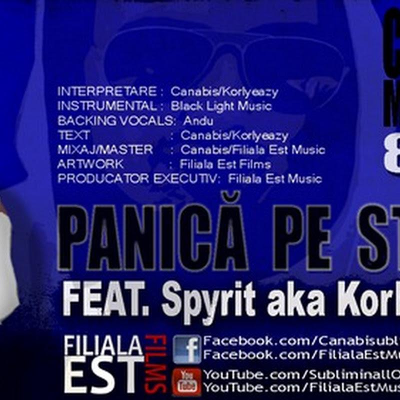 Canabis cu Spyrit - Panică pe străzi (Panic on the streets)