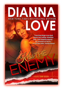 cover_kiss the enemy
