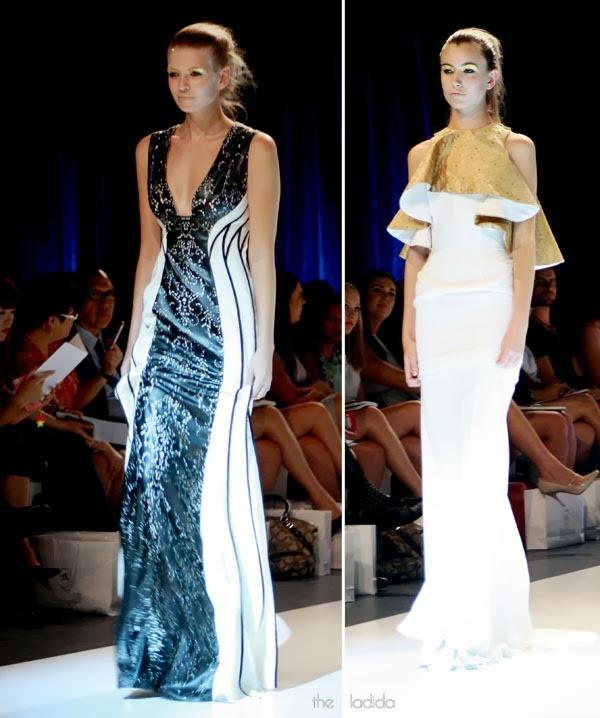 Raffles Graduate Fashion Show 2013 - Jing Ting Xu