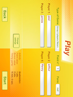 Screenshot of PE : Game & Score