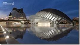 Valencia, Cidade das Artes e das Ciências (1)