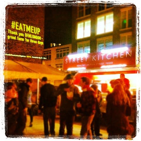 #343 - EatMeUp at the Red Market on Old Street