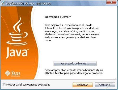 Descargar Java