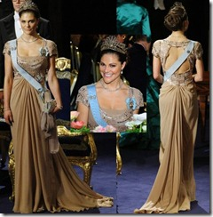 Crown Princess Victoria - Ceremony