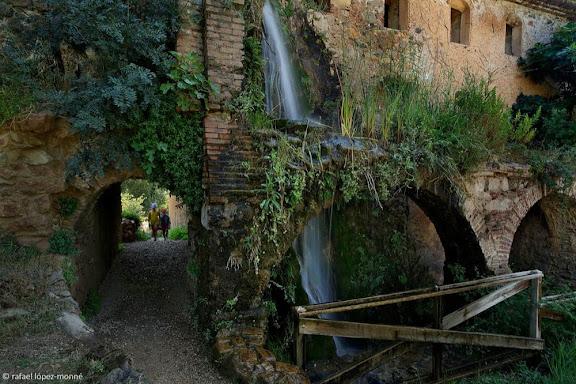 Molí paper del conjunt del molins de Tarrès.Finca del mas de Forès. Vall del riu Glorieta. Muntanyes de Prades.Alcover, Alt Camp, Tarragona