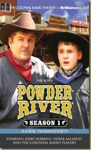 Powder River Cover