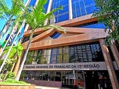 1 - TRT 15ª Região - concurso aberto para 63 vagas - até R$ 8.863,84 - 400