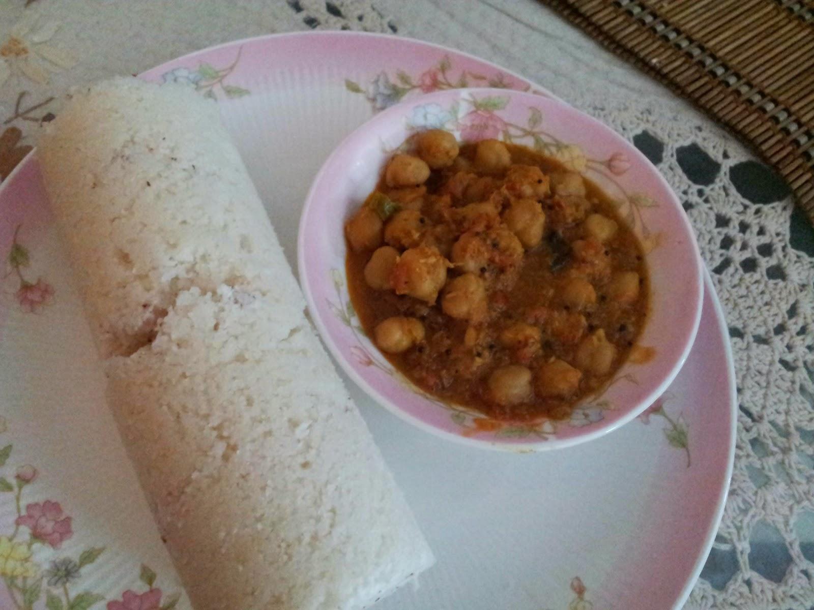 how to make nadan kadala curry
