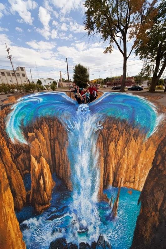 phoenix pavement painting