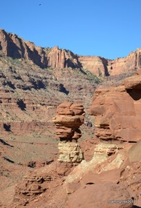 Beautiful views of the canyon!